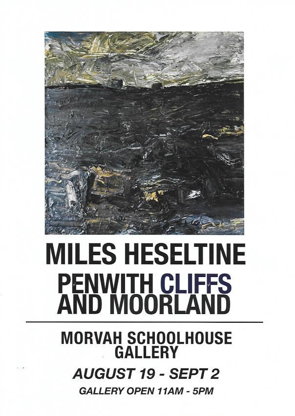miles heseltine