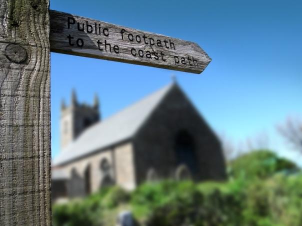 Sign&Church(7cm)