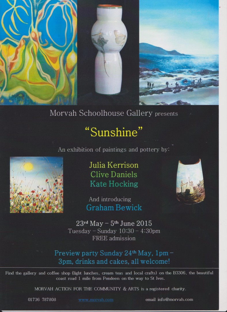 Sunshine poster 230515
